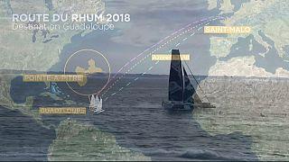"""""""Route du Rhum - Destinazione Guadalupe"""", sette giorni per un record"""