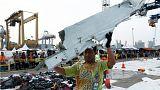 سقوط هواپیمای اندونزی