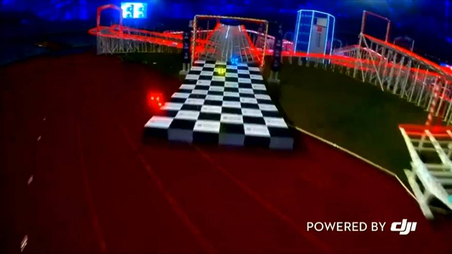 شاهد: منافسات بطولة العالم في سباق الدرون في الصين