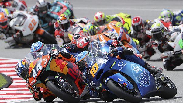 Jorge Martín se proclama campeón de Moto2 en Sepang