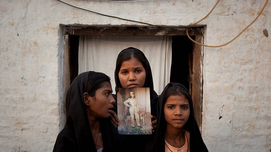 بنات الباكستانية المسيحية آسيا بابي