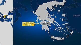 Grecia, Zacinto trema ancora