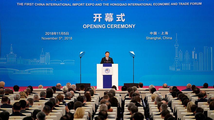 ABD'nin vergi uygulamasına karşı Çin'den 30 trilyon dolarlık ithalat açılımı