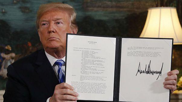 آمریکا تحریمها علیه ایران را بازگرداند