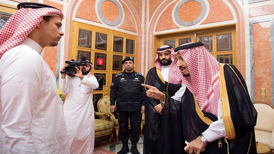 صلاح وعبدالله خاشقجي يطالبان باستلام جثمان والدهما لدفنه حسب وصيته