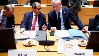 Euro Grubu: İtalya'nın kurallara uygun bir bütçe sunması için bir haftası var