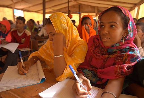 Malian refugees in Mauritania: education in an emergency context