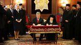Firmato accordo di cooperazione tra Ucraina e Patriarcato di Costantinopoli