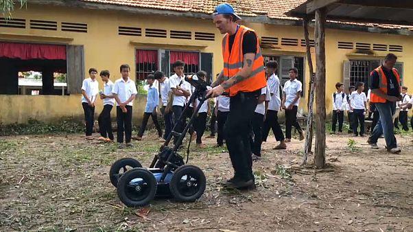 في كمبوديا.. رادار للكشف عن رفات مليوني شخص قتلوا في 4 أعوام