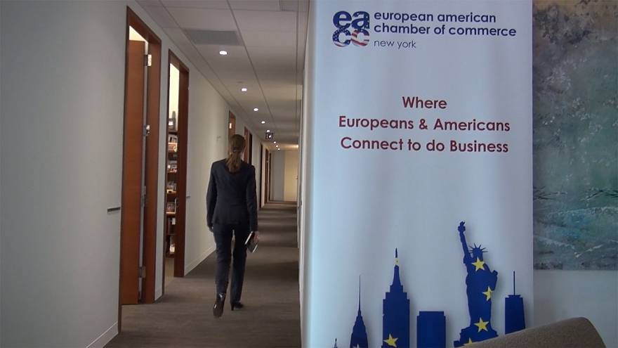 تأثير انتخابات منتصف الولاية لترامب على الاعمال وعلى المفاوضات التجارية مع اوروبا