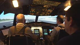 Европейские пилоты повышают квалификацию на средства ЕС