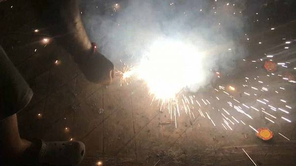 India: vietata la vendita di fuochi d'artificio non eco-compatibili