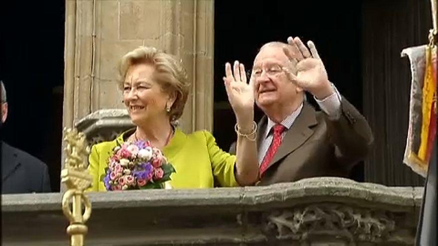 Court orders Belgian ex-king to undergo DNA test