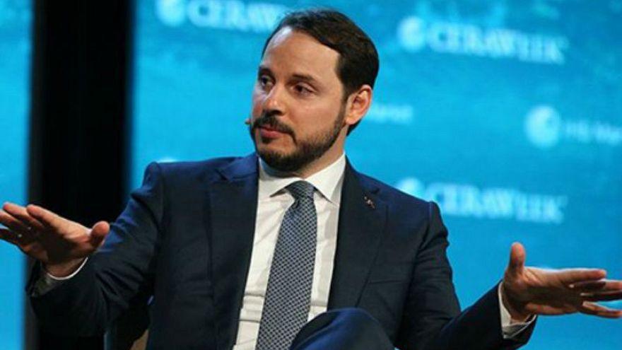 Halkbank davasına ilişkin Albayrak'ın iyimser açıklamaları bankanın hisselerini yükseltti