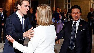 Cimeira informal de Salzburgo: na agenda crise de migração e brexit