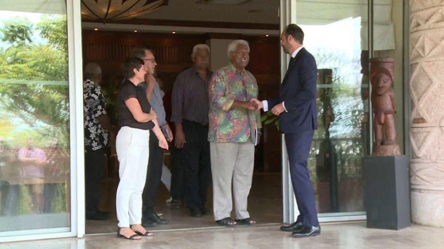 Nueva Caledonia reinicia el diálogo por su independencia