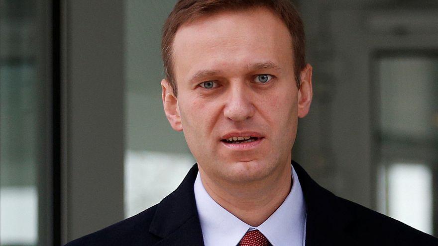 Alexei Nawalny: Kurz nach seiner Freilassung erneut festgenommen