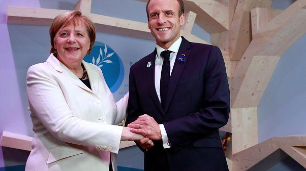 LIVEBLOG zum 11.11.18: Merkel und Macron gegen Nationalismus