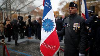 DIRETO: Comemorações do centenário do Armistício da I Guerra Mundial