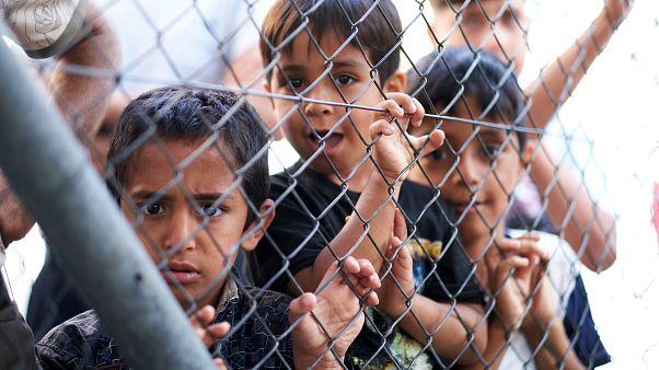 «Νιώθουμε πολύ τυχεροί που φεύγουμε από τη Μόρια» λένε οι πρόσφυγες