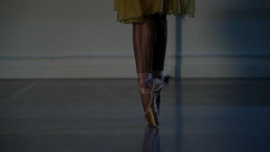 Danse : place aux pointes noires