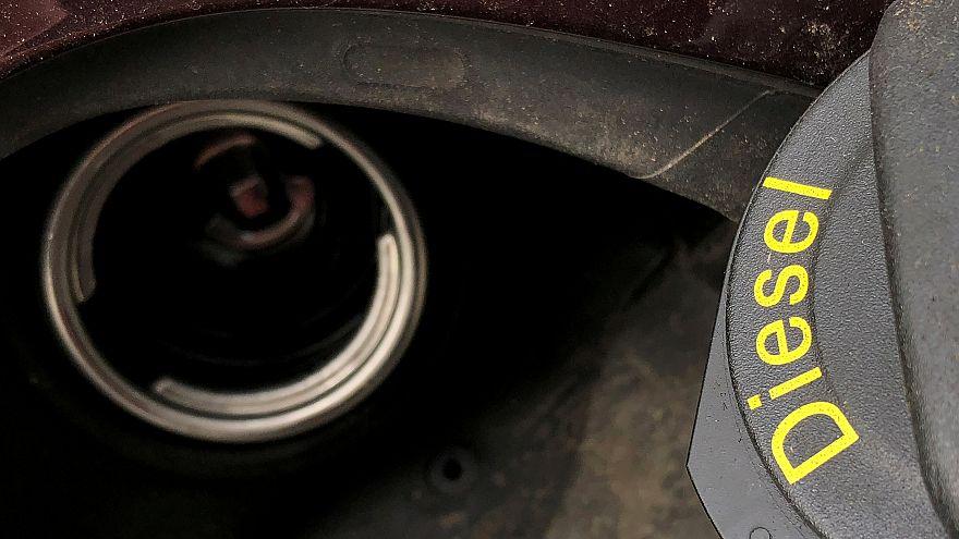 Governo alemão chega a acordo para a recuperação de motores diesel antigos