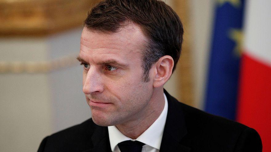 Dimite Gérard Collomb, Ministro del Interior francés y uno de los valedores de Macron