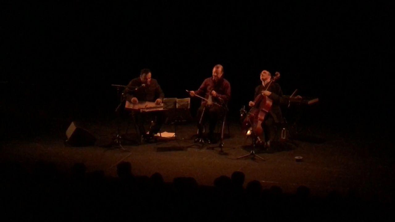 Video | Osmanlı topraklarında yolculuk: Müzisyenler buluşunca doğu-batı kalkıyor