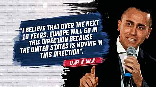 Raw Politics: Europe should follow Italy on spending, says Di Maio