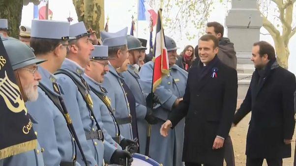 Macron's France tour: commemoration or campaigning?   Raw Politics