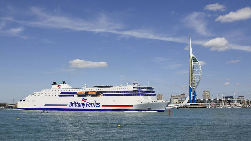 Ferry company blames Brexit uncertainty for decline in bookings