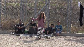 Crece la llegada de refugiados a Evros desde Turquía