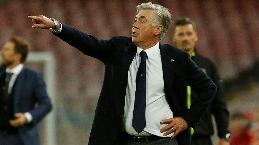 Napoli-PSG-rangadó kedden a Bajnokok Ligájában