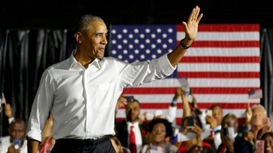 """أوباما داعياً الأمريكيين للانتخاب: """"شخصية هذا البلد مرهونة بورقة الاقتراع"""""""