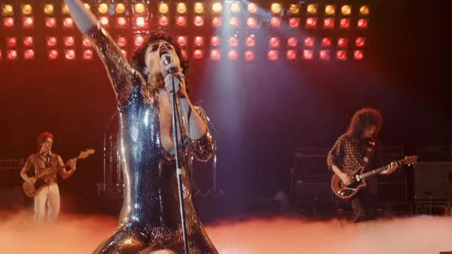 Bohemian Rhapsody 50 milyon dolar hasılatla gişeleri de salladı