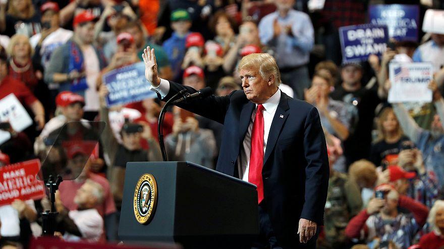 Norte-americanos votam em teste a Donald Trump
