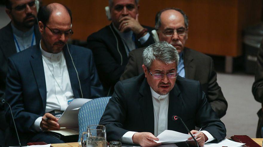 İran: ABD'nin yaptırım kararı BM kararlarına aykırı