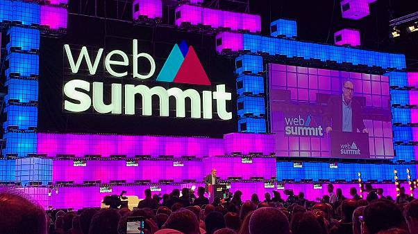 W.W.W. inventor Berners-Lee calls for net access for all at Web Summit