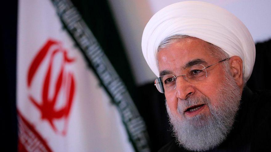 İran Cumhurbaşkanı Ruhani: ABD'nin yaptırımları bizi etkilemedi