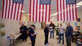 Alta participación en los comicios de medio mandato en EEUU