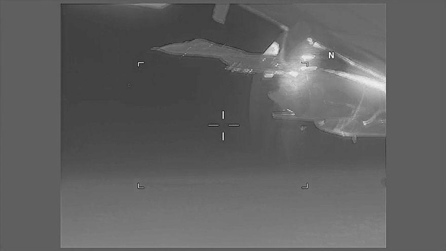 Karadeniz'de Rusya - ABD gerginliği: Rus jetinden Amerikan keşif uçağına 'güvenli önleme'