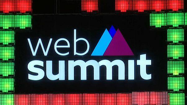 Já começou a Web Summit em Lisboa