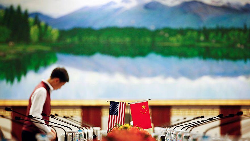 الولايات المتحدة والصين تعقدان حواراً دبلوماسياً وأمنياً الجمعة المقبل