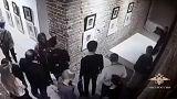 سلفی در یک نمایشگاه هنری حادثه آفرید؛ آسیب به آثار «دالی» و «گویا»