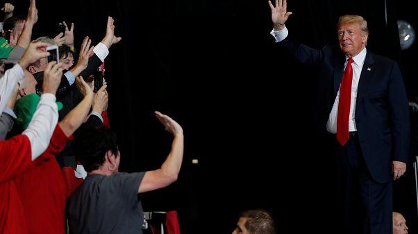 «Ο Τραμπ είναι ο πρωταγωνιστής των ενδιάμεσων εκλογών»