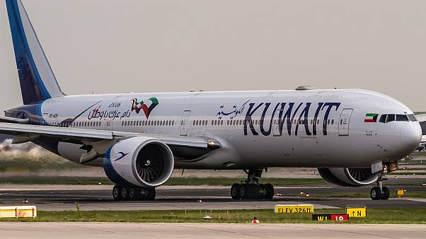 Kuwait Airways Boeing 777-369(ER)