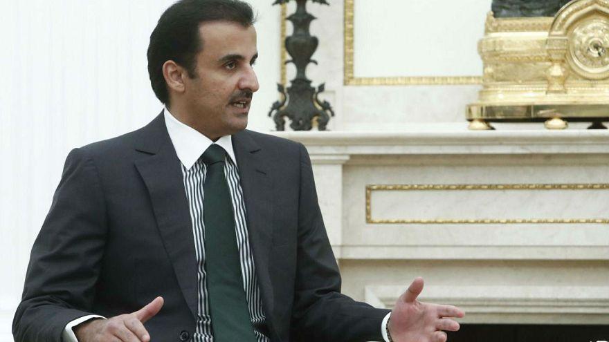 Katar Emiri: Tüm engellere rağmen ihracatımız yüzde 18 arttı