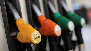 Франция: недовольство ростом цен на топливо