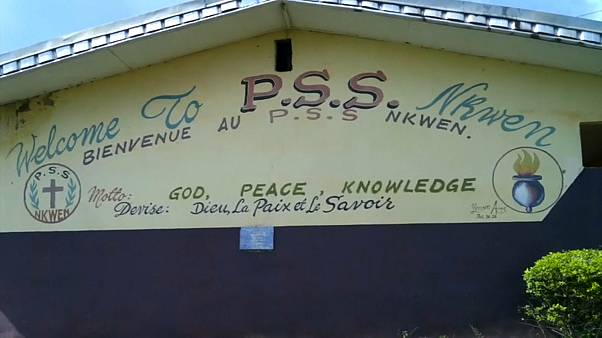 The school in Bamenda from which the schoolchildren were abducted