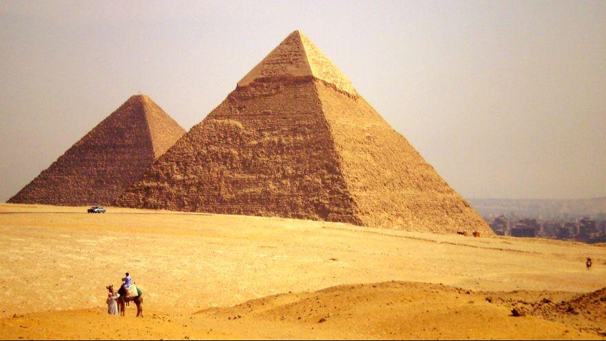 Arkeologlardan Mısır piramitlerinin nasıl yapıldığına ışık tutacak keşif